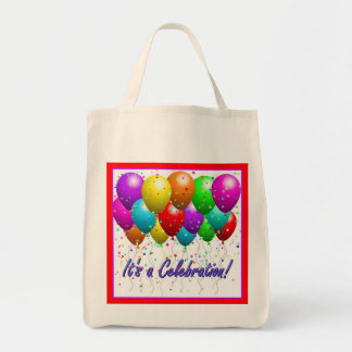 It's a Celebration! Tote Bag