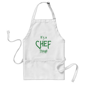 It's a Chef Thing! Adult Apron