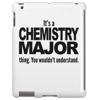 It's A Chemistry Major Thing