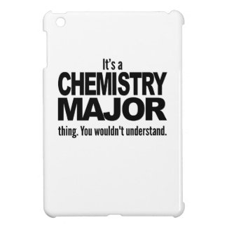 It's A Chemistry Major Thing Case For The iPad Mini