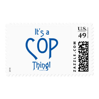 It's a Cop Thing! Postage