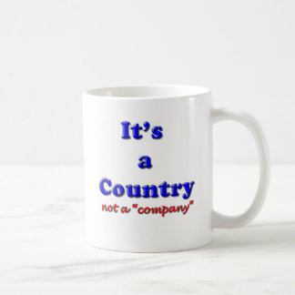 It's a Country Mugs