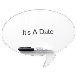 It's A Date Dry Erase Boards