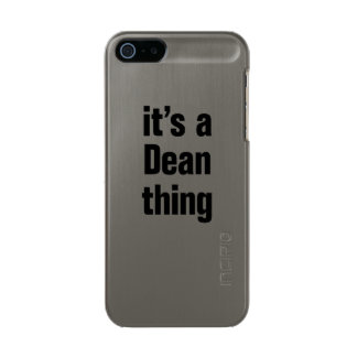 its a dean thing incipio feather® shine iPhone 5 case