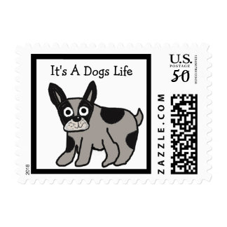It's A Dogs Life Postage