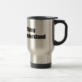 Its A Drift Thing You Wouldnt Understand Travel Mug