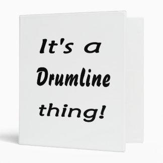 It's a drumline thing! binder