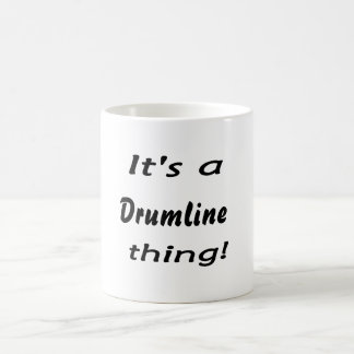 It's a drumline thing! coffee mugs