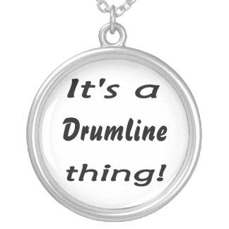It's a drumline thing! custom jewelry