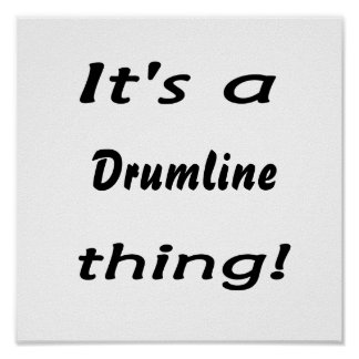 It's a drumline thing! posters