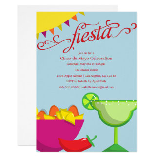 It's A Fiesta! | Party Invitation