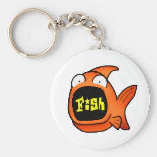 It's A Fish Key Chain