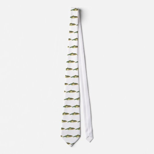 It's A Fishing Thing Neck Tie