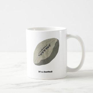 It's A Football! Coffee Mug