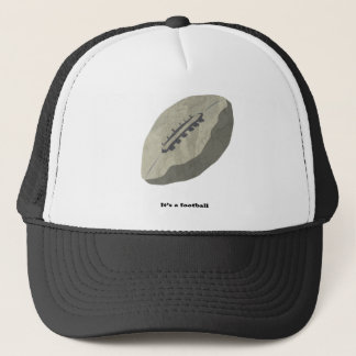 It's A Football! Trucker Hat