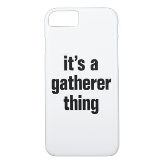 its a gatherer thing iPhone 8/7 case
