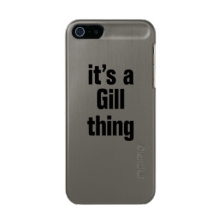 its a gill thing incipio feather® shine iPhone 5 case