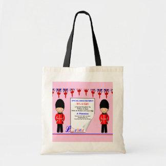It's a Girl A Royal Princess Commemoration Design Budget Tote Bag