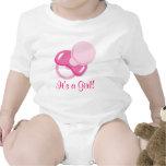 It's a Girl Baby Girl Design T-shirt