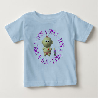 It's a girl! baby T-Shirt