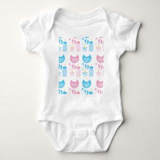 its a girl boy baby bodysuit