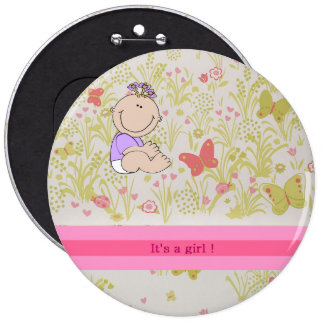 It's a girl ! button