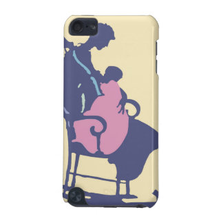 <It's a Girl> by Steve Collier iPod Touch 5G Cover