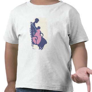 <It's a Girl> by Steve Collier Tshirt