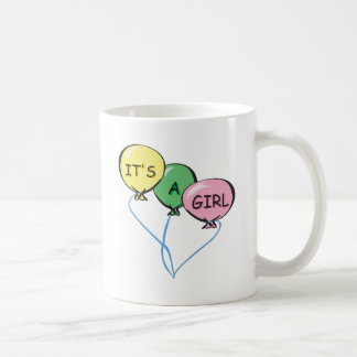 Its A Girl Coffee Mug