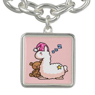 It's a Girl Llama! Bracelets