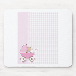 It's a Girl Mouse Pad