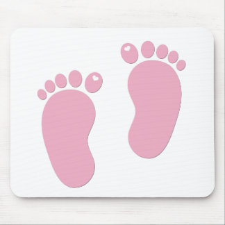 It's a Girl Mousepads