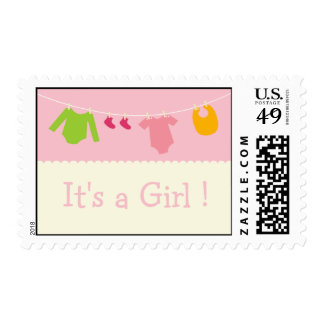 It's a Girl ! Postage