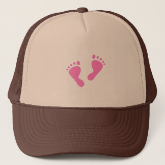 Its a Girl - Shower, Newborn Trucker Hat