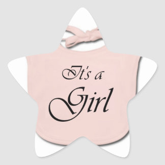 Its a Girl Sticker!