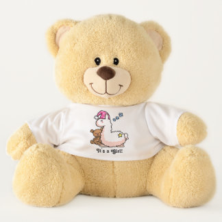 It's a Girl! Teddy Bear