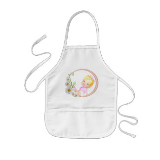 It's a Girls Party Collection Kids' Apron