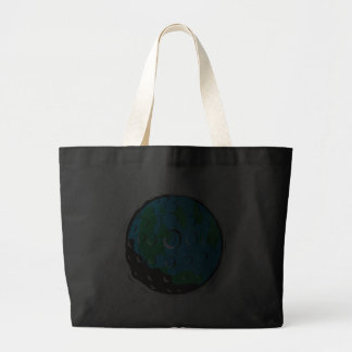 Its A Golf World Tote Bags