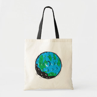 Its A Golf World Tote Bag