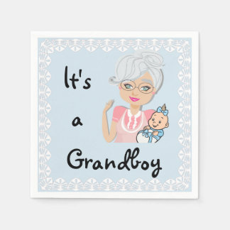 It's a Grandboy Napkins