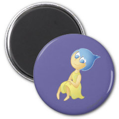 It's a Great Day! 2 Inch Round Magnet