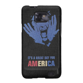 It's A Great Day For America Galaxy SII Cases