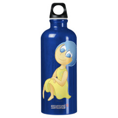 It's a Great Day! SIGG Traveler 0.6L Water Bottle