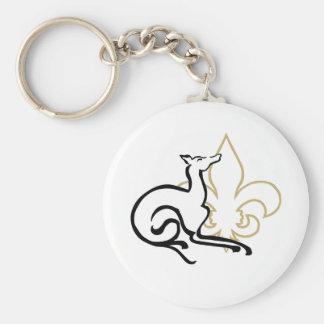 It's a Grey Area Logo - 2 Keychain