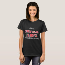 It's a Grey Seal thing, you wouldn't understand T-Shirt