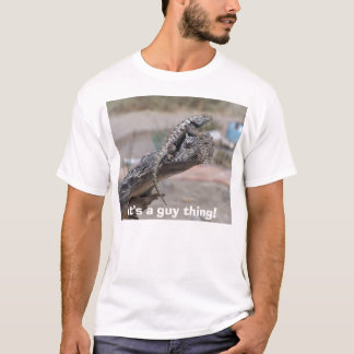 It's a guy thing! T-Shirt