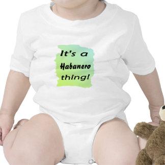 It's a Habanero thing! Shirts
