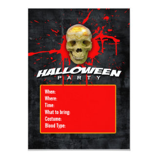 It's a Halloween Party! Card