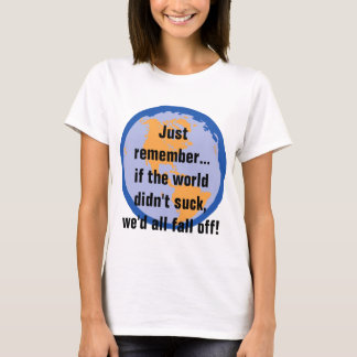 It's a Happy World Product T-Shirt