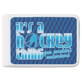 It's A Hockey Thing Quote Battery Pack